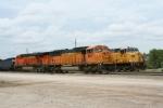 BNSF 8947/UP 9732