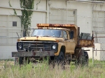 Clinton Terminal truck
