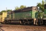 BNSF 7830