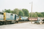 CSX 2336 and 1228