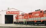 R.J. Corman shops