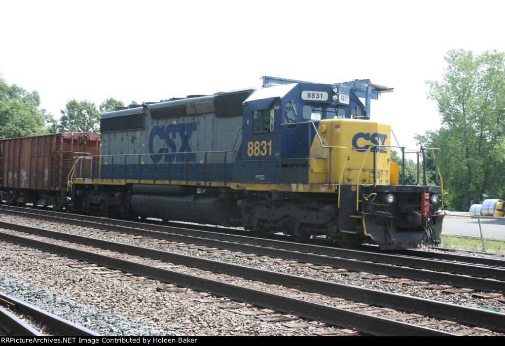 CSX 8831