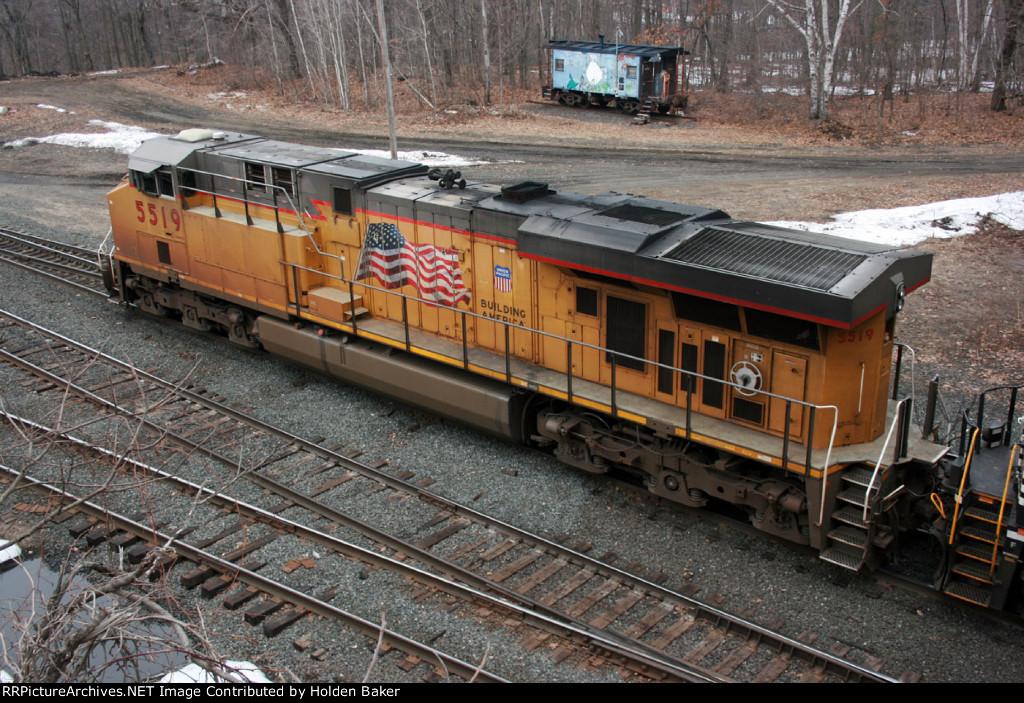 UP 5519