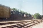 Norfolk Southern 8799 and 9246