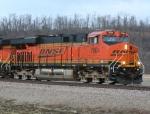 BNSF 7604