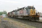 KCS 660 leading north bound manifest