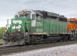 BNSF 2764