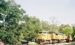 Union Paciffic Coal Train