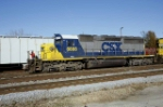 CSX's infamous Crazy 8's in the yard