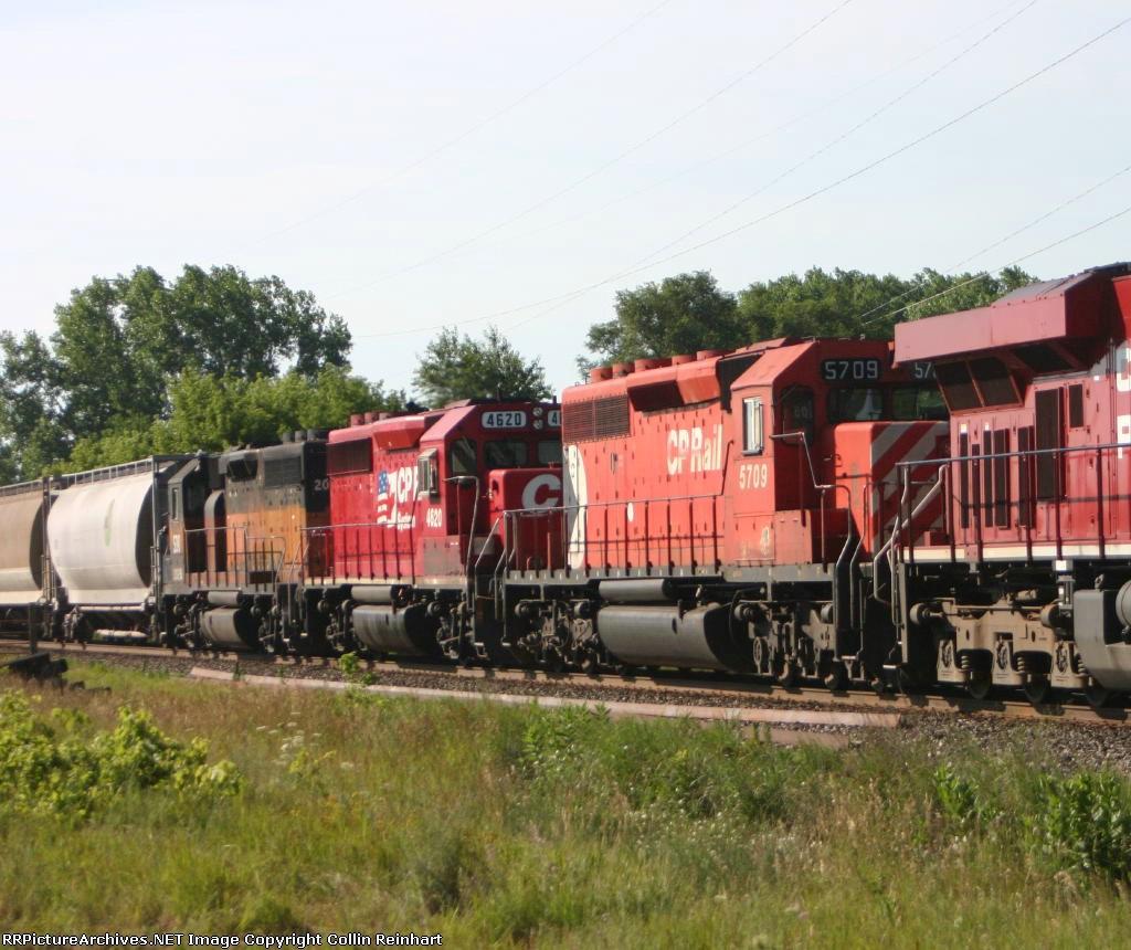 CP 5709