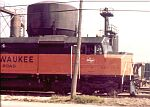 Milwaukee Road F45