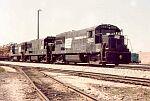 Penn Central Train