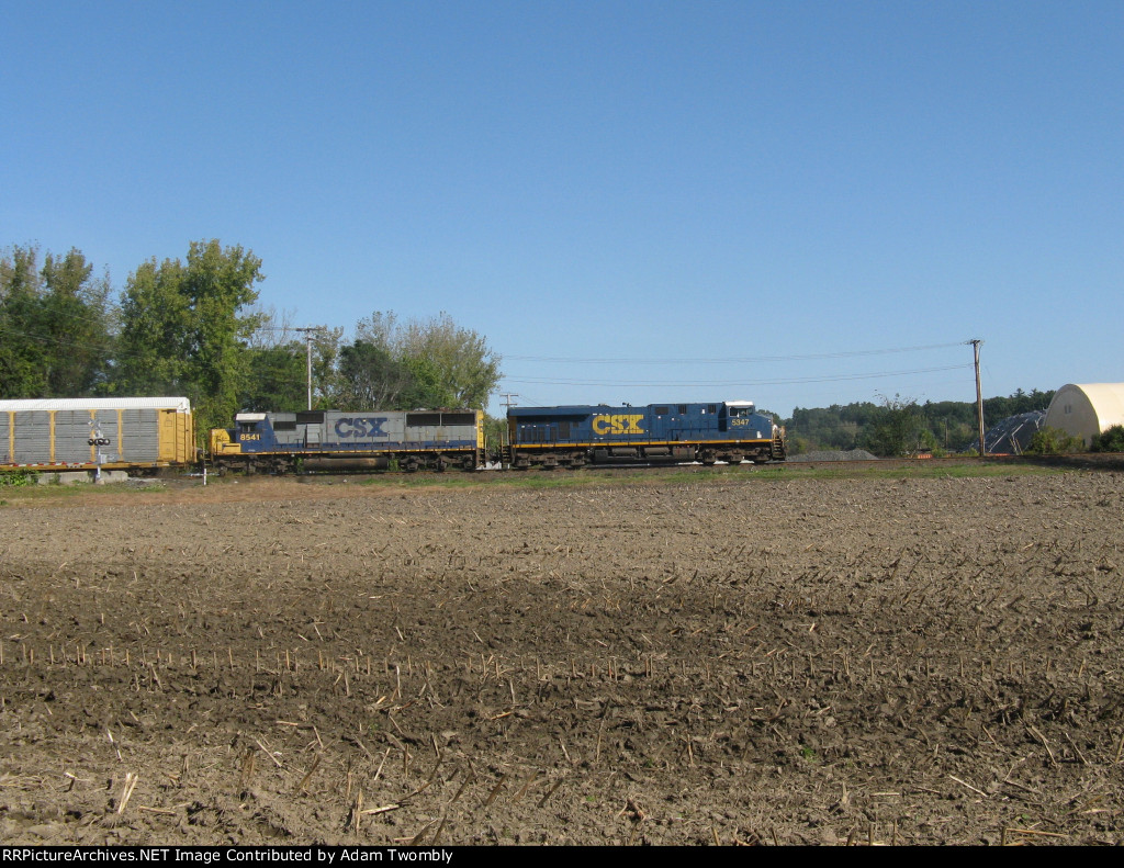 Train Q264