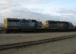 CSX 6238 and CSX 6211
