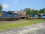 CSX 571 and CSX 4761