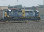 CSX 6240 and CSX 6209