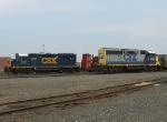 CSX 6204 and CSX 6241