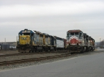 CSX 6222 and CSOR 8552