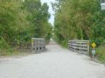 Mountain Bay Trail terminus