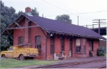EL (ERIE) STATION ON THE NORTHERN BRANCH