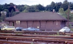 Croton North freight station
