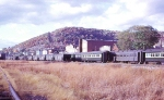 EL Port Jervis Yard