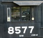 NS 8577's Captian's Chair