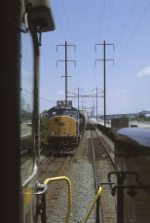 A view from the PRR 5345