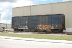 CSX Transportation (CSXT) Box Car No. 507590