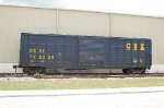 CSX Transporation (CSXT) Box Car No. 125234