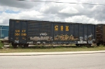 CSX Transportation (CSXT) Box Car No. 504049