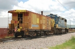 CSX Transportation (CSX) EMD GP39-2 No. 4311 and Caboose No. 900033
