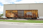 CSX Transportation (CSXT) Box Car No. 141633