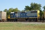 CSX Transportation EMD GP38-2 No. 2719