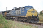 CSX Transportation GE C44-9W No. 9004