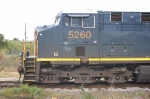 CSX Transportation GE ES44DC No. 5260