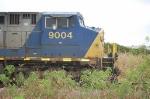 CSX Transportation GE C44-9W No. 9004