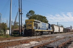 CSX Transportation Local Freight Train, with GE B30-7 No. 5579 providing power,