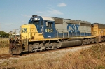 CSX Transportation EMD SD40-2 No. 8443