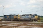 CSX Transportation Diesel Power