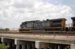 CSX Transportation GE AC44CW No. 47
