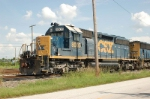 CSX Transportation EMD SD40-2 No. 8005