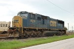 CSX Transportation EMD SD70M No. 4678