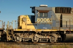 CSX Transportation EMD SD40-2 No. 8006