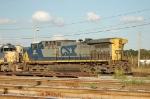 CSX Transportation GE AC44CW No. 87