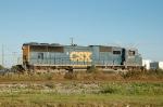CSX Transportation EMD SD70M No. 4693