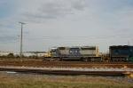 CSX Transportation EMD SD40-2 No. 8002