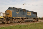 CSX Transportation EMD SD70M No. 4691