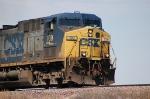 CSX Transportation (CSX) GE AC44CW No. 109