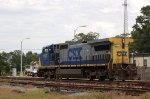 CSX Transportation (CSX) GE C40-8W No. 7777